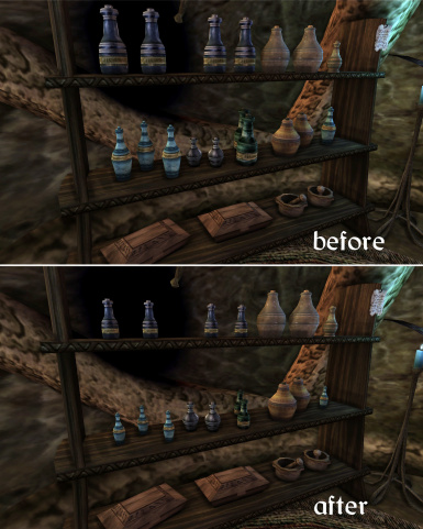 Smaller Potions