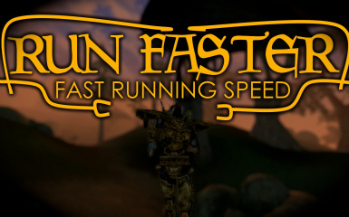 Run Faster - Faster Running Speed