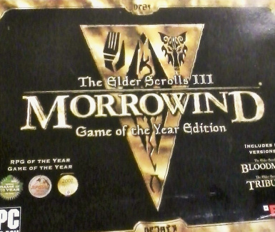 Morrowblivrim - Xbox 360 Controls For Morrowind On A PC