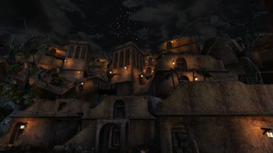 Commoners Side of Balmora