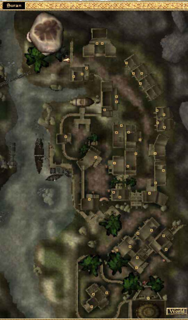 New Suran Town Map