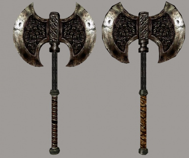 Steel Battleaxe Comparison