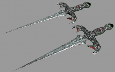 Steel Dagger Comparison