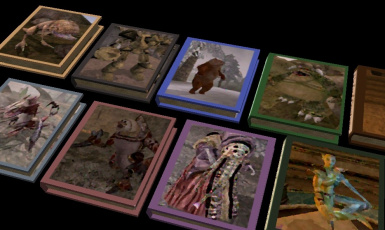 MTC-Morrowind Trading Cards 1.42