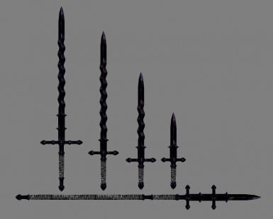 Umbral Weapons