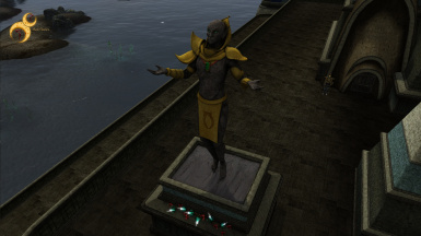 RR Mod Series - Morrowind Statues Replacer