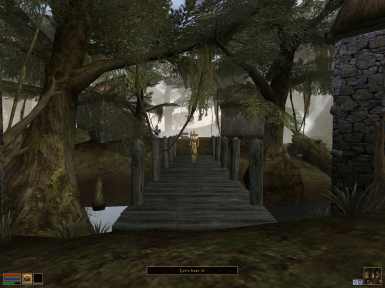 Bridge in Seyda Neen