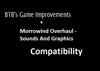 BTBs Game Improvements - MGSO Compatibility