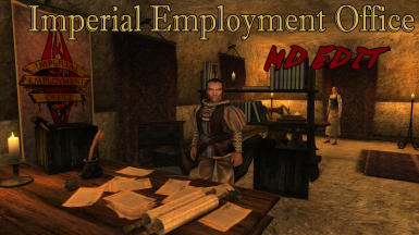 Imperial Employment Office - MD Edit