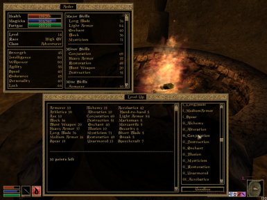 Morrowind XP at Morrowind Nexus - mods and community