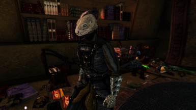 Wey Tan Argonian Head (3 Options)