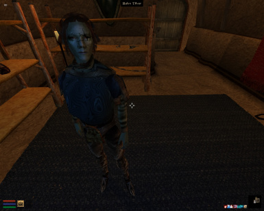 Morrowind's Altered Beautiful Clothes