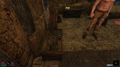 Chest in Caius Cosade's house