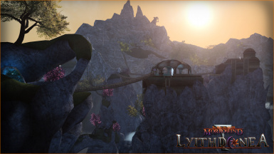 Lyithdonea - The Azurian Isles ALPHA