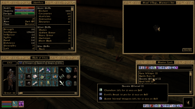 Shouts for Morrowind - a simple mod at Morrowind Nexus