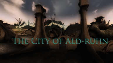 The City of Ald-ruhn