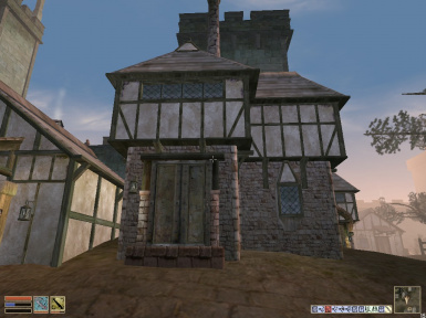 Stormburough - A house mod
