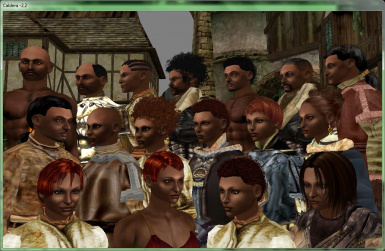 Galleo_RBMcK_Rg_v1.0 MacKom Head with hair on the bodies of Robert. Redguard