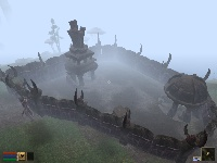 Daedric Stronghold House