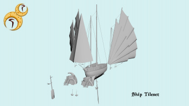 RR Mod Series - Better Ships and Boats
