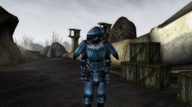 OAAB Armor Preview
