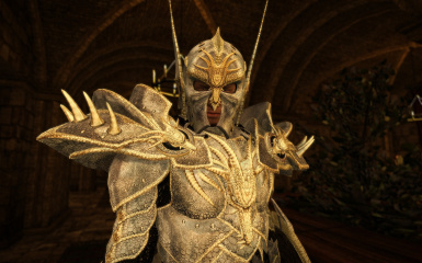 Drake Knights Armor Morrowind Edition