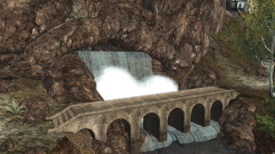 Balmora Expansion Waterfall Patch