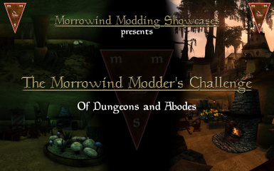 Of Dungeons and Abodes - Title Image