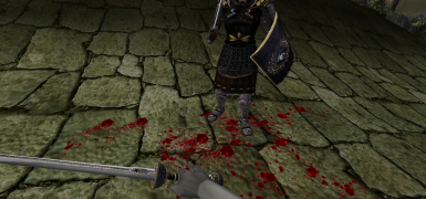 Blood and Gore Retexture