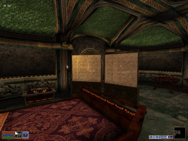 Mournhold Royal Palace Room