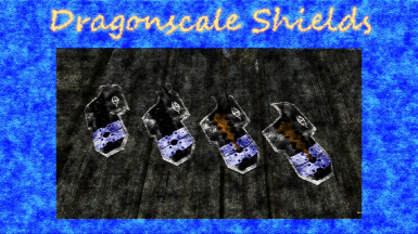 Dragonscale Shields -- A Lore-Friendly Dragonscale Shield Replacer