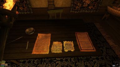Vanilla Based Notes Retexture