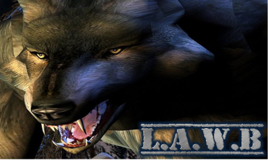 L.A.W.B Less Annoying Werewolf Breathing