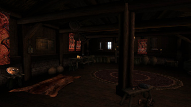 Interiors of Solstheim