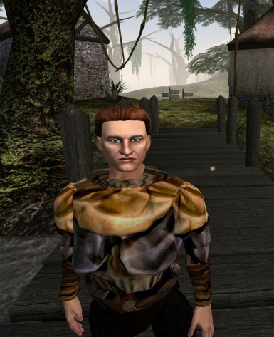 Morrowind's Remastered Clothes