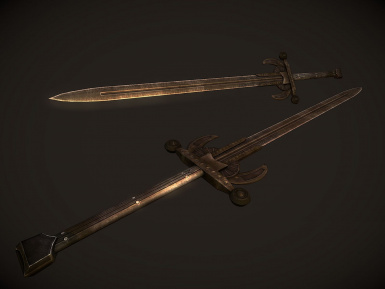 Claymore Render