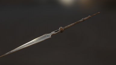 Dwemer Spear by Remiros