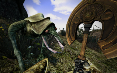 Insanity's (Dwemer) Weapons of Morrowind - For Morrowind