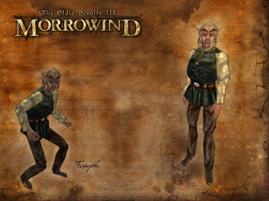 Fargoth Splash Screen