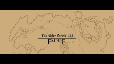 The Elder Scrolls III - Empire - Early Alpha