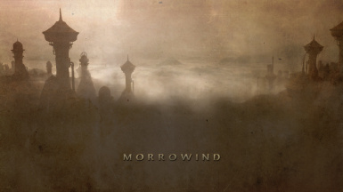 Morrowind Ruins Wallpaper