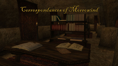Correspondances of Morrowind