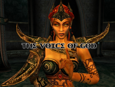 Almalexia - The Voice of God