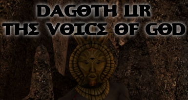 Dagoth Ur - The Voice of God