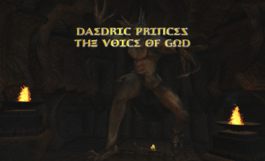 Daedric Princes - The Voice of God