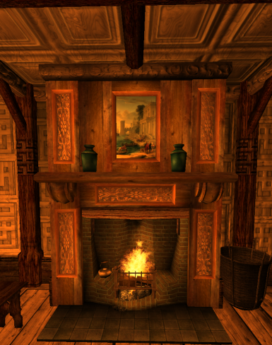 Barabus Fireplaces Retexture