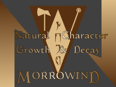 Natural Character Growth and Decay - MW
