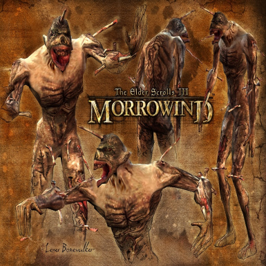 Morrowind Loading Screens Extended - v2.1