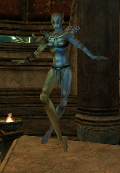 She Vivec - Randomly swap Vivec's gender