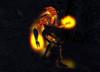 Bright Flame Atronach